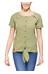 Salewa Landro Dry S/S Shirt Women m myrtle/terrac/asse